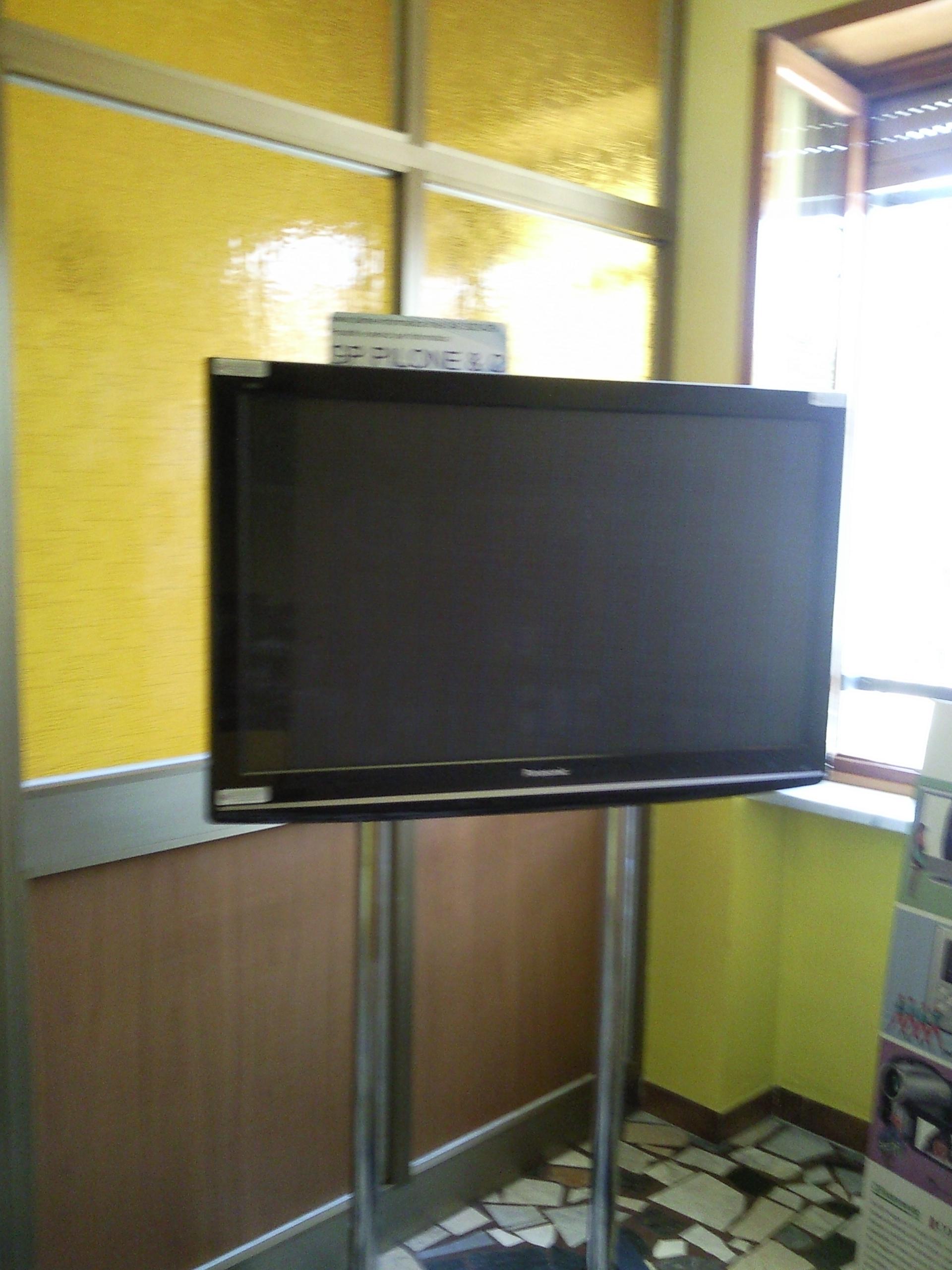 Gp pilone noleggio vendita tv plasma led panasonic torino asti ...